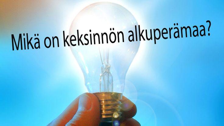 Tiedätkö, mitä yhteistä on IRC-gallerialla, maitohappobakteereilla, astiankuivauskaapilla ja abloy-lukolla? Ne ovat kaikki suomalaisia keksintöjä ja innovaatioita. Entä mistä pohjoismaasta ovat seuraavat keksinnöt ovat peräisin?