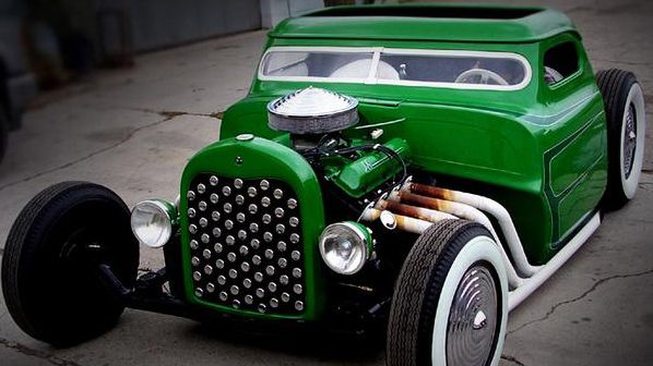 Full Custom Garage : Ian roussel full custom garage imgur great machines