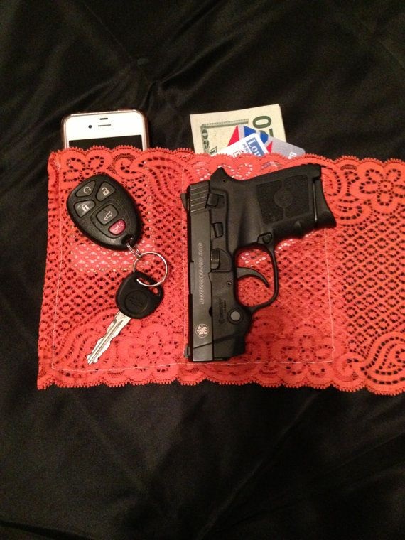 Lethal Lace Universal Concealed Carry Gun Holster by LethalLace