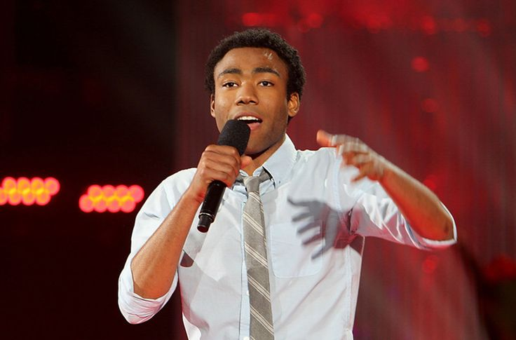 Then: Despite the fact that the 2011 Woodie Awards host, Childish Gambino, refused to perform 'Werewolf Bar Mitzvah,' he still managed to put on a great show.
