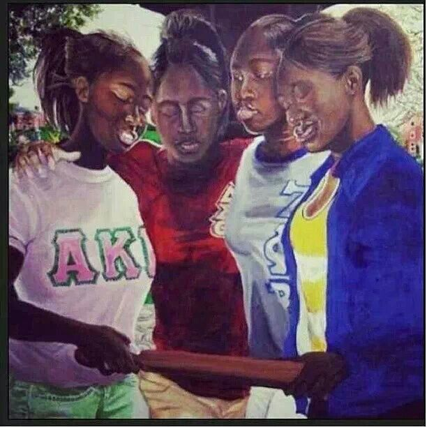 1000+ images about Black sorors & frats on Pinterest ...