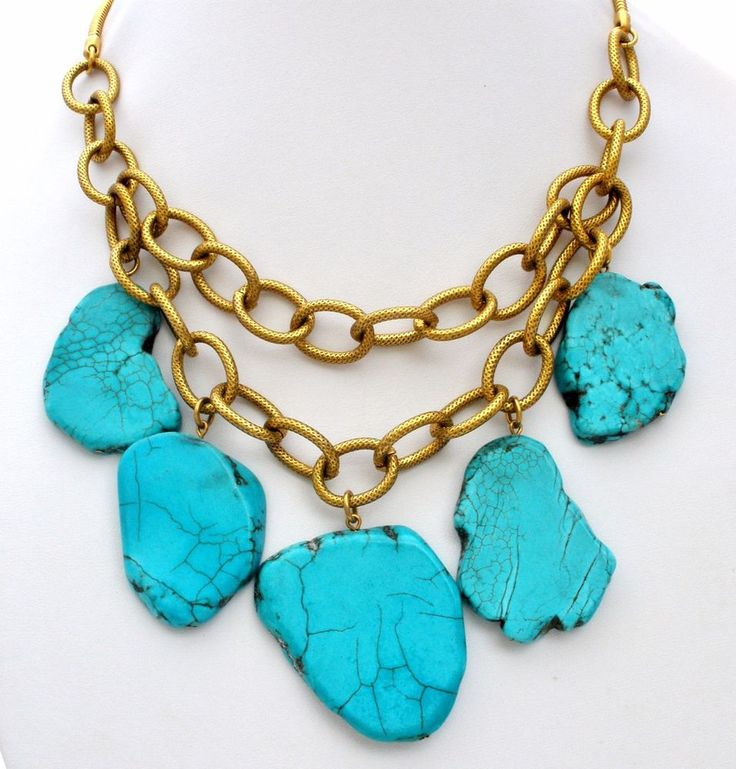 21 Best Statement Necklace Images On Pinterest: 29 Best Turquoise: Gemstone And Jewelry Images On