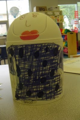 get one of these trash cans and instead of coloring the old woman who swallowed a fly on it just print off a picture of the old woman and cut open her mouth so you can still dump things in the trash can and it looks like she is eating it.Creative Games, Reading Languages Art, Schools Stuff, Cut Open, Teachers Ideas, Teachers Stuff, Lady Swallows, Classroom Ideas, Dump Things
