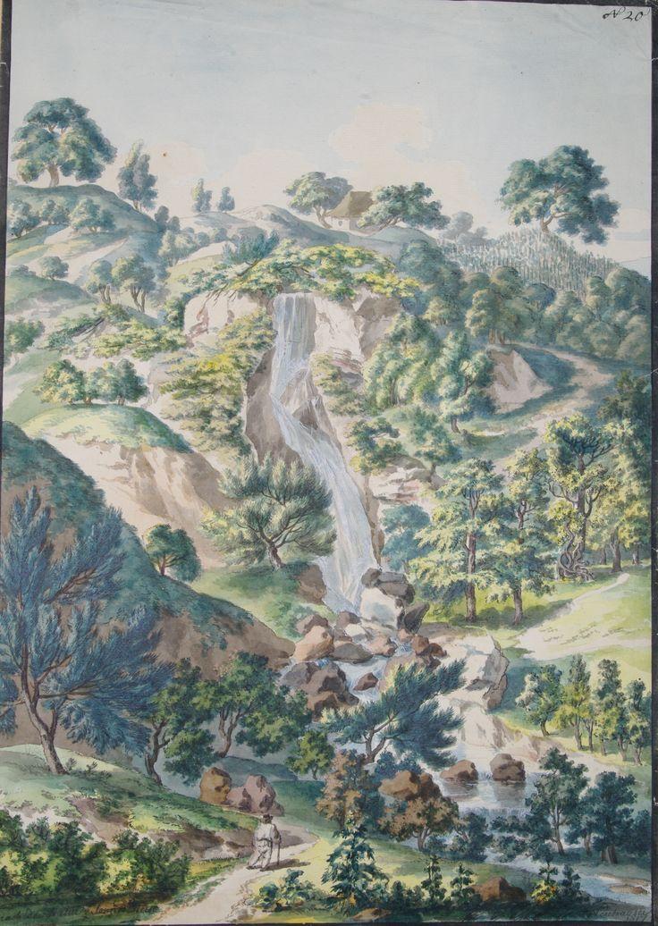 Franz Neuhauser the Younger - Nach der Natur v Sonnenstein