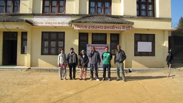 sharmali baitadi - District Hospital Baitadi... total support from this hospital!