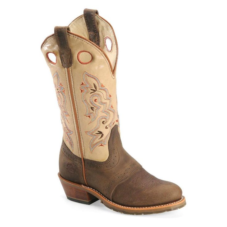 Double-H Women's Western Boots. Almost bought  these but they hurt my ankles :,,,,(