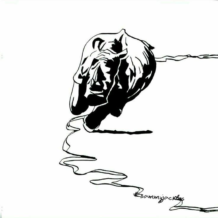Ode to the Rhino  #sammyjackles #rhino #rhinoart #savetherhino #whiterhino #rhinosouthafrica #art #natureart #wildlife #wildlifeart #southafrica #animalart #artcommission #wildlifecommissions