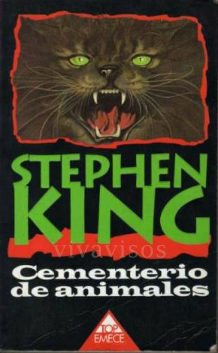 Stephen King - Cementerio de Animales