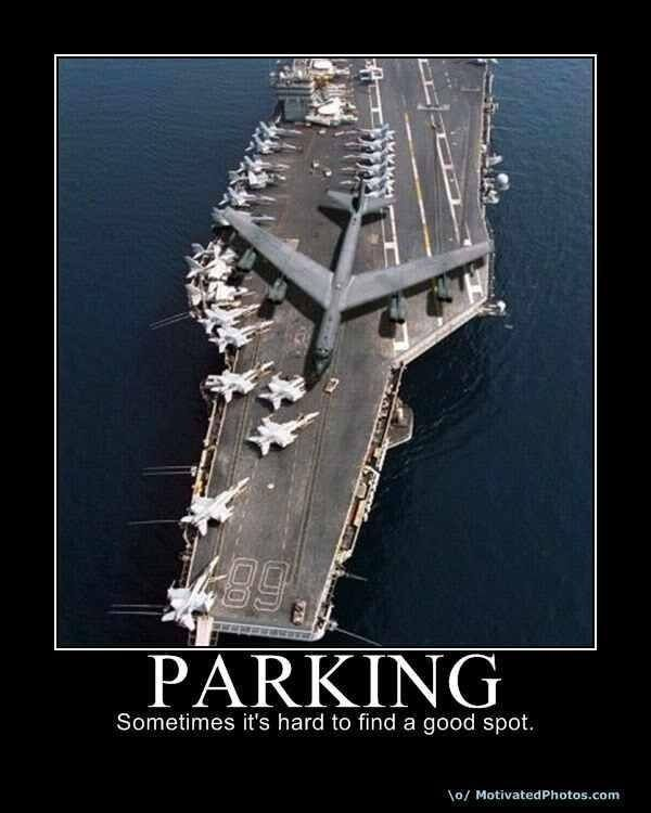 b9b258dd548310a8c6a7d8c349042fde b bomber bomber plane this is how i feel about parking a lot, there's always 'that guy,Funny Military Airplane Meme