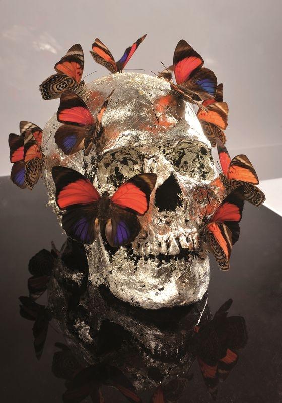 Philippe-Pasqua. Vanité aux papillons
