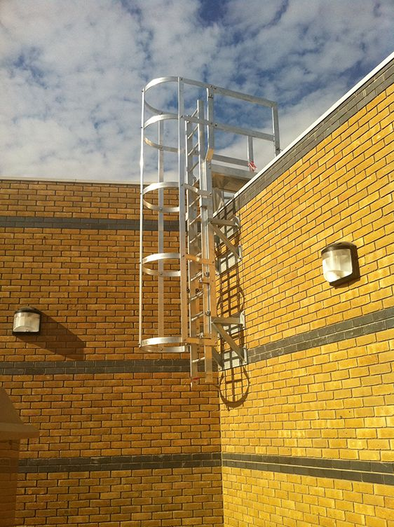 1000 Ideas About Retractable Ladder On Pinterest