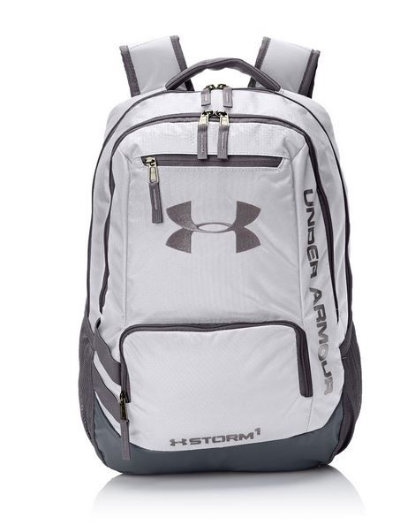 Under Armour Hustle II Backpack - White $54.99 http://topstreetwearclothingbrands.com/under_armour_hustle_backpack/ #hustle backpack #hustle storm backpack #under armor hustle backpack #under armour backpack hustle #under armour hustle backpack