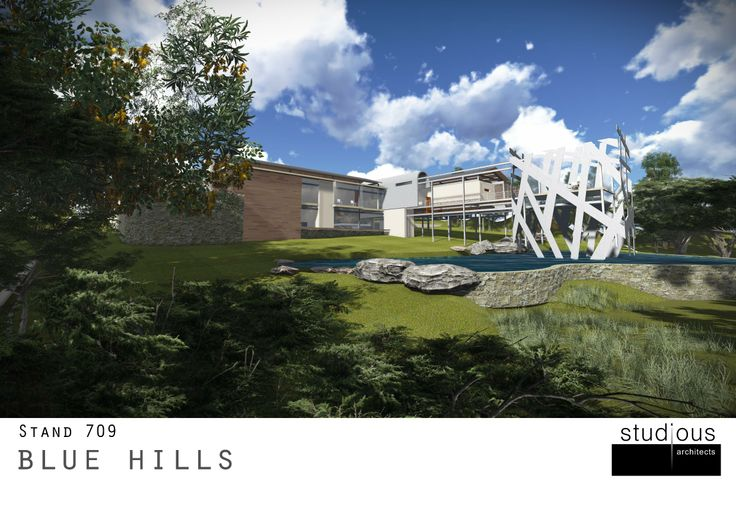 Stand 709, Blue Hills. South Africa_ Studious Architects