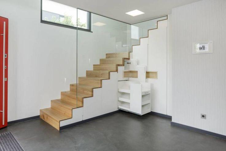 LUXHAUS │ fine. : Moderner Flur, Diele & Treppenhaus von LUXHAUS Vertrieb GmbH & Co. KG