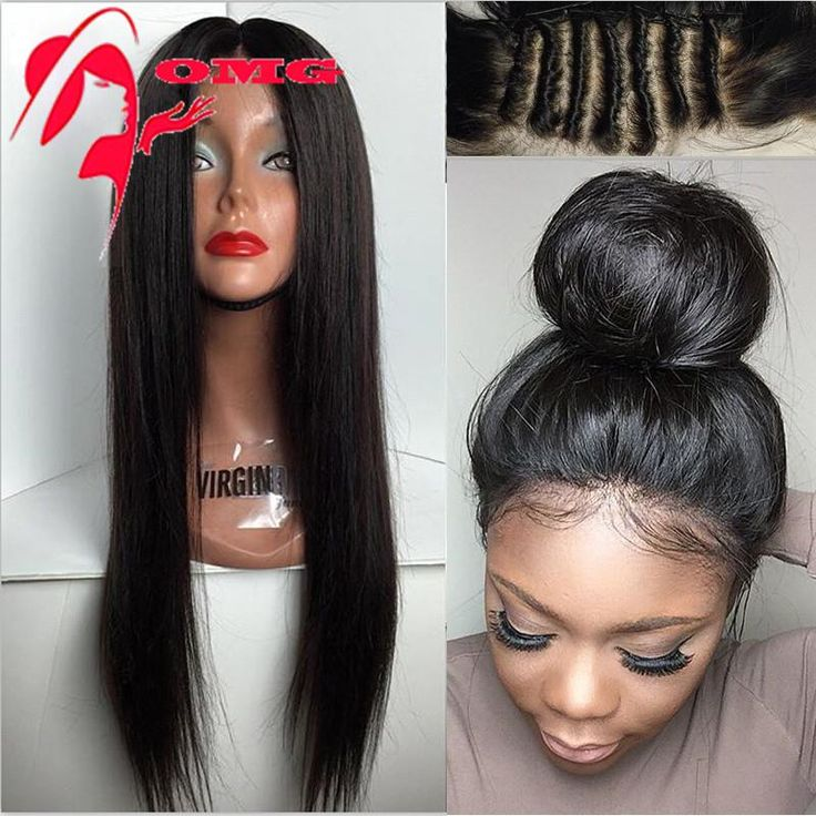 full lace wigs lace front wig for black women human hair