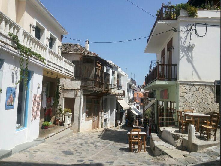Skopelos!