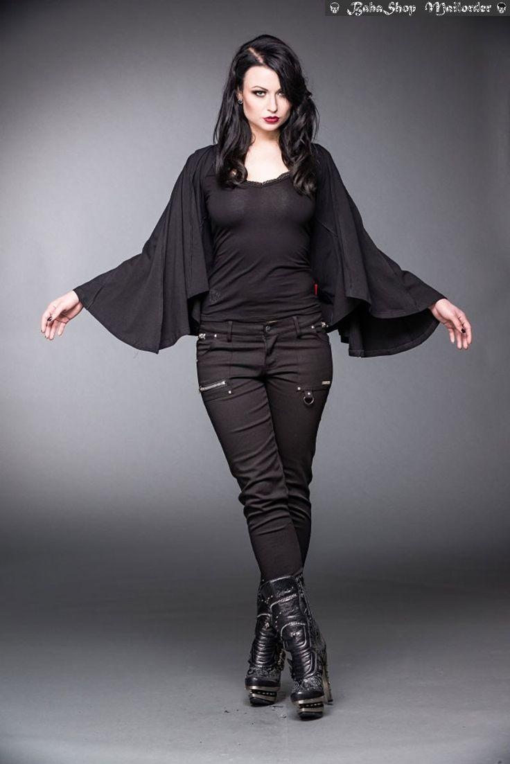 batwing bolero  queen of darkness  plus size goth