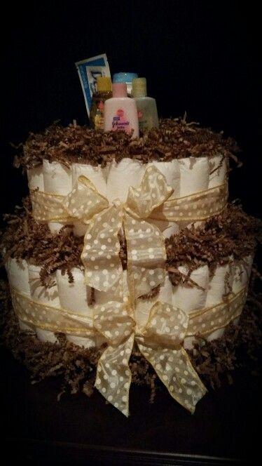 Diaper Cake ... www.vseventplanners.com