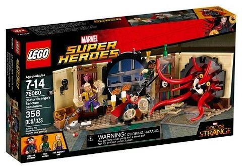 LEGO® Super Heroes Marvel Doctor Strange's Sanctum Sanctorum 76060 {affiliate link}