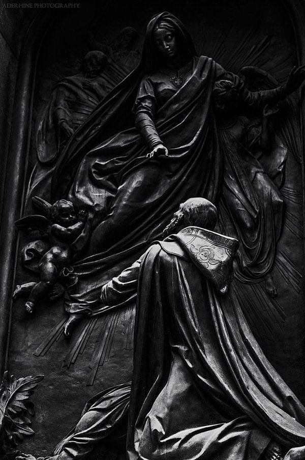 Cemetery_04 by Aderhine.deviantart.com on @DeviantArt