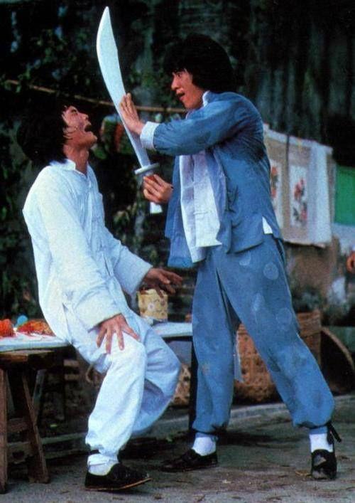 Drunken Master 1978 - Jackie Chan | >Martial Artists