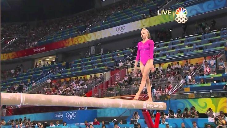 Nastia Liukin - Balance Beam - 2008 Olympics All Around