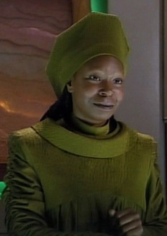 guinan and picard relationship