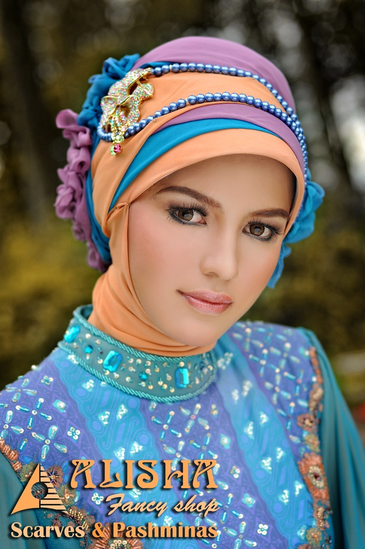 Alisha hijab style