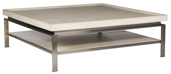 Vanguard Furniture - Our Products - W412C Hobson Cocktail Table