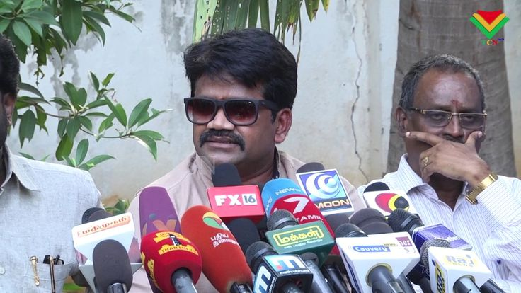 Actor JK Rithish Expose Kamal Hassan And Vishal misappropriation of fund...