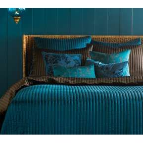 peacock color scheme bedroom - Google Search