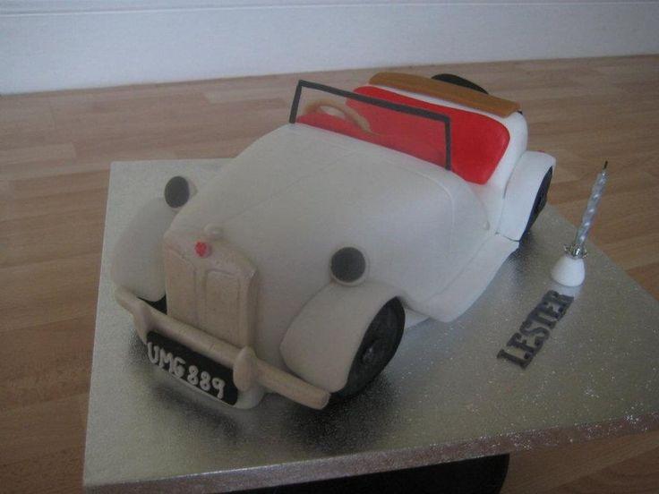 Mg Classic Cars In Tavistock