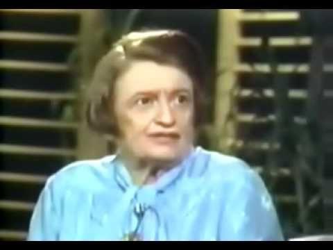 Ayn Rand's Virtue of Selfishness :: Zeitgeist of the 1980s https://www.youtube.com/watch?v=1ZqKpfVW0i0