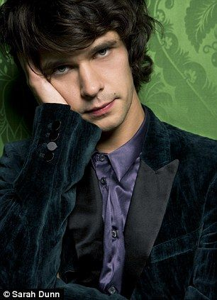 """""""Acting was the only thing I was ever going to do"""" ~ Ben Whishaw"""