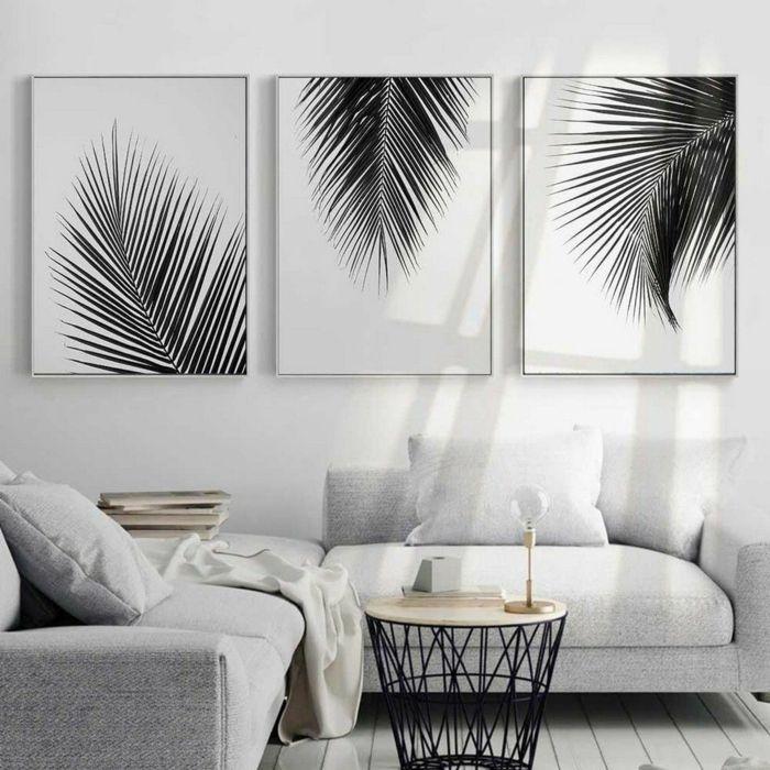 1001 Ideen Fur Bilder Furs Wohnzimmer Die Stylisch Und Modern Sind In 2020 Wanddeko Wohnzimmer Haus Deko Wohnzimmer Inspiration