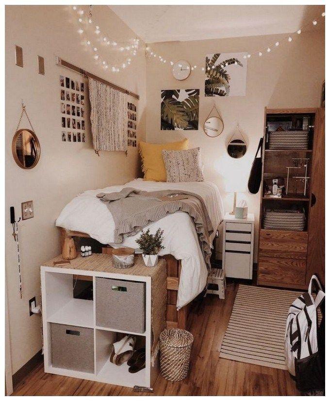 Surprising 60 Elegant Dorm Room Decorating Ideas 56 In 2019 Dorm Download Free Architecture Designs Rallybritishbridgeorg
