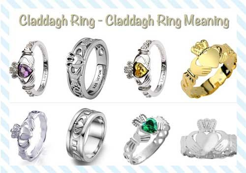 The Claddagh ring is a symbol of love, loyalty and friendship. Sometimes called an Irish heart ring or Irish wedding ring, it enjoys a history dating back 400 years. As a time honored and traditional way to show someone you care for them, it is often passed down from a mother to daughter. The timeless