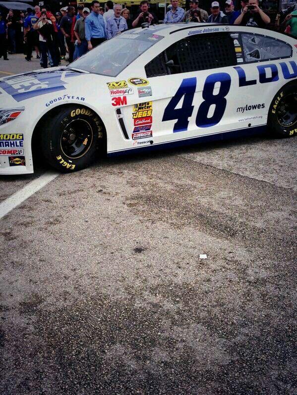 `14 Daytona 500 practice