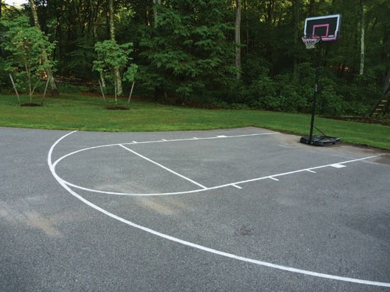 outdoor basketball court template - 33 best images about basketball courts on pinterest