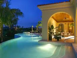 Poolside Home
