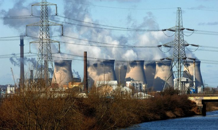 Fiddler's Ferry near Manchester likely to close in April, says energy company as cheap gas prices and renewable energy surge price coal out of UK