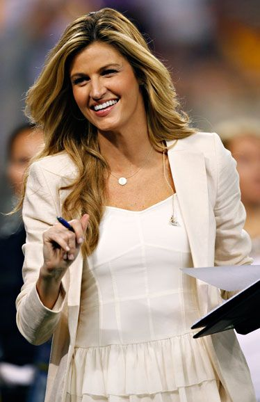 Erin Andrews. ESPN Reporter
