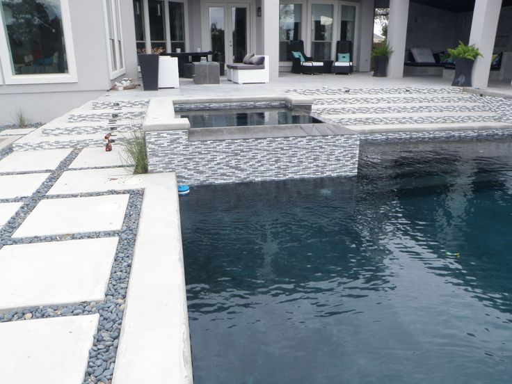 Pin By Reliant Pools On Geometric Pool Austin Texas Pool