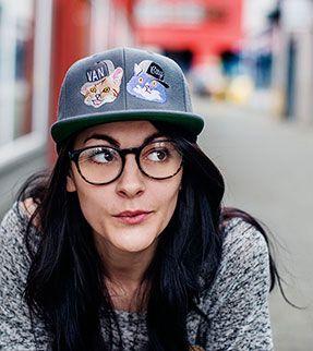 Make Vancouver | Embroidery, Van City Kitties