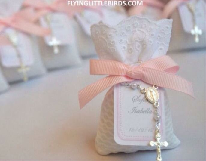 Baby christening giveaway ideas