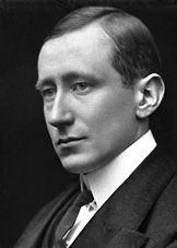 Guglielmo Marconi. Inventor and first patent holder of the wireless telegraph.He also pioneered work on Microwave and Short Wave technology.