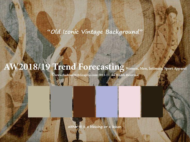 Trend forecasting essay
