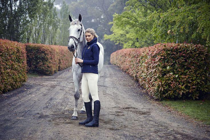 The beautiful ESB Irish Patience #horselandsponsored #horselandautumnwinter