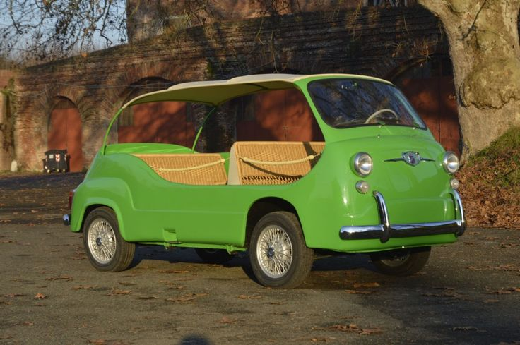 1961 Moretti 750 Mare