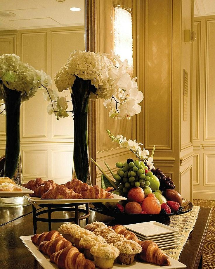 Soul Food Buffet Menu Wedding: Enjoy Continental Or American Buffet Breakfast In The